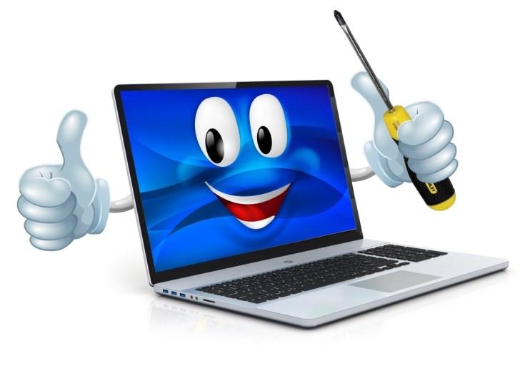 Как произвести срочный ремонт компьютера и ноутбука