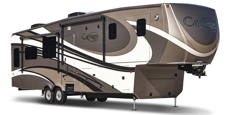 Full Specs For 2016 CrossRoads Carriage CG39FB RVs