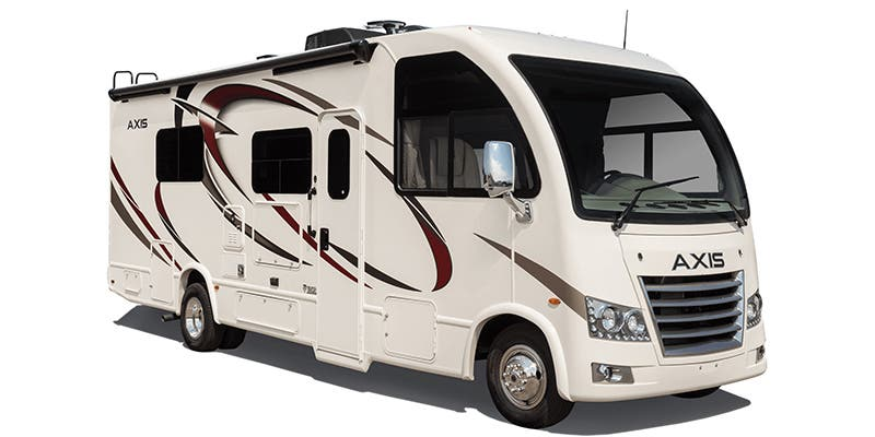 Find Complete Specifications For Thor Motor Coach Axis