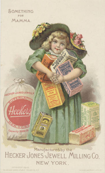 Victorian Trade Card Collection Walter Havighurst