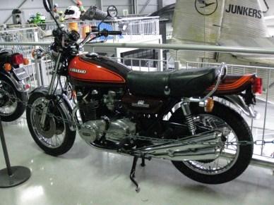 En favorit: Kawasaki Z1 1973