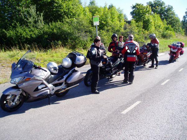 På väg till Karlstad och höstträffen.