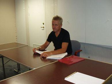 Björn som organiserade den intressanta och trevliga resan till Baltikum informerar.