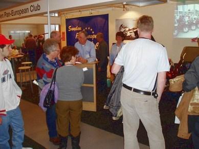 Lördagen blev som väntat den mest besökta dagen. 27 669 personer kom till Älvsjö.
