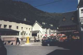 Byn Les där MotoCampen var