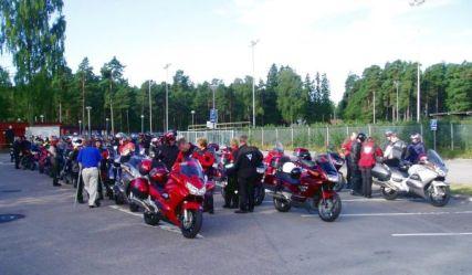 Dags att dra ut på Dalslands fina hojvägar.