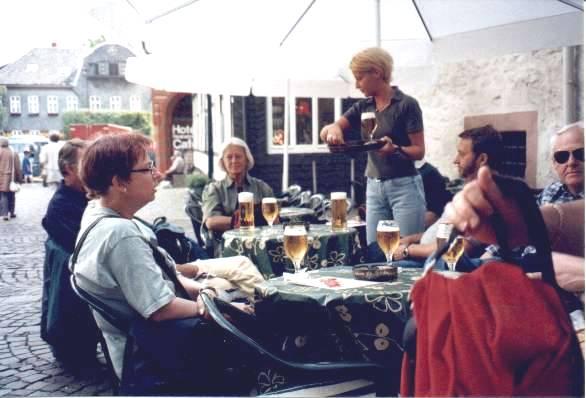En öl i Goslar