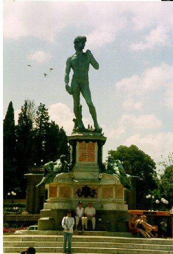 Detta skall föreställa Michelangelo NAKEN!!!