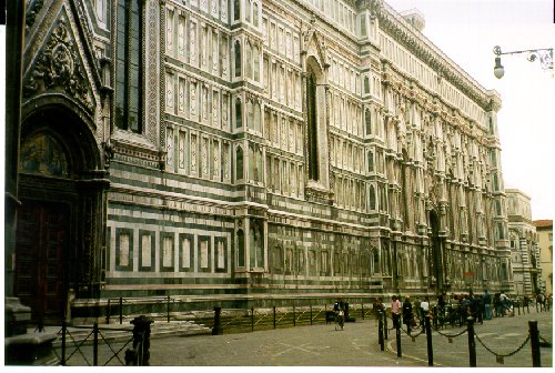 Domen i Florence, återigen