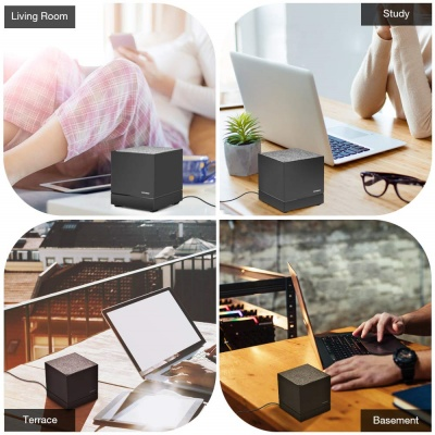 Rock space mesh wifi system