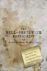 The Well-Presented Manuscript