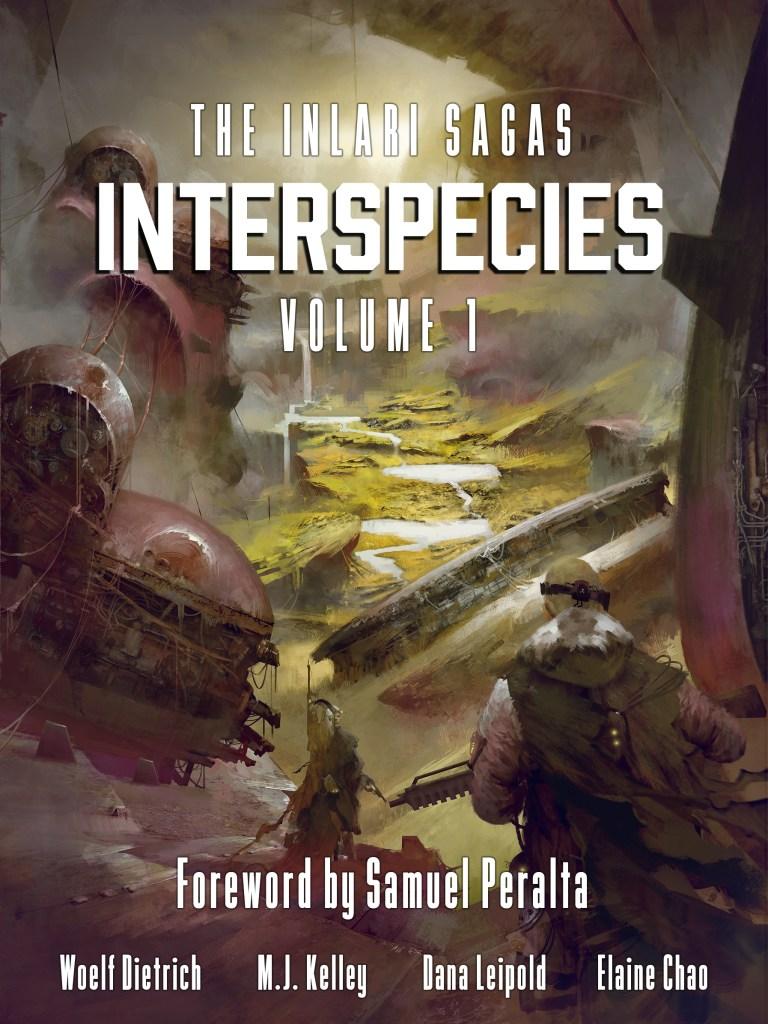 Kiwi Author Takes on Sci-Fi Universe in New International Collaboration