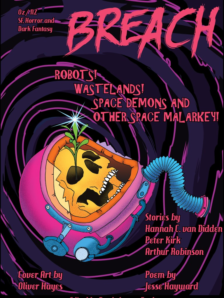 Submissions Open for Breach Ezine