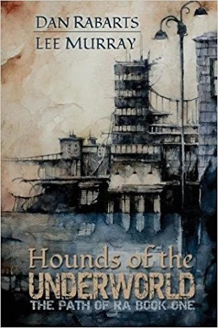Review: Hounds of the Underworld by Lee Murray and Dan Rabarts