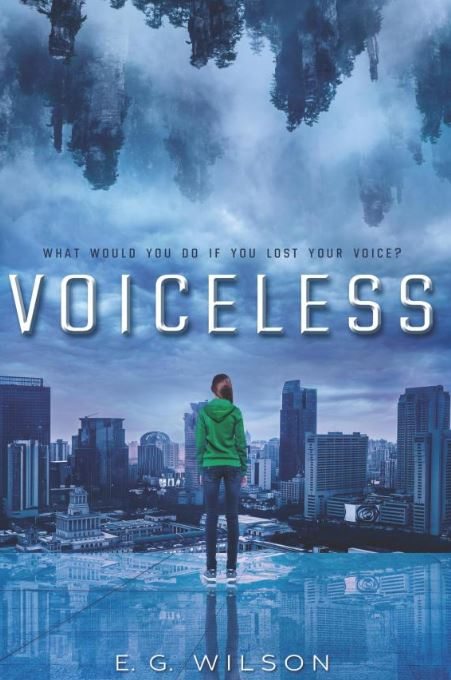 Voiceless, by EG Wilson – a review