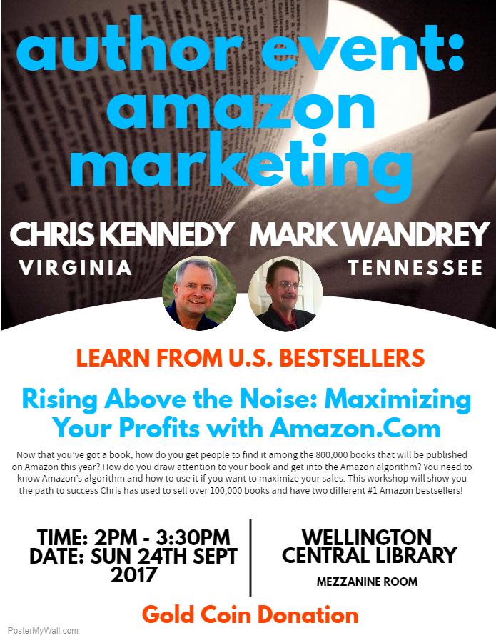 Amazon Secrets from 2 Bestselling USA Authors