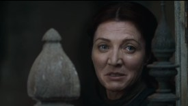 Catelyn cries again