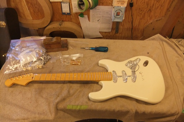 Warmoth Strat - Page 3 of 6 -