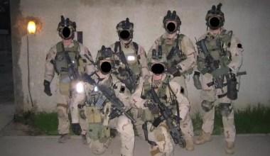 Task Force 121 Delta Force