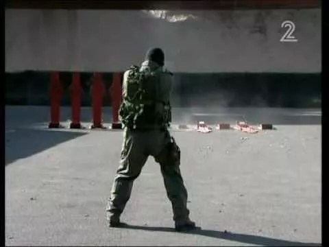 YAMAM - Special unit of Israel Border Police 5