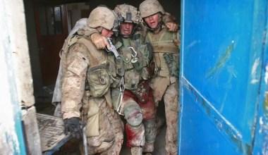 No Man Left Behind, Fallujah 2004 hell house 1st. sgt. Bradley Kasal