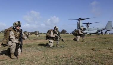 The Maritime Special Purpose Forces - African Lion