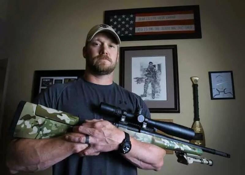 Retired Navy SEAL Chris Kyle killed in Texas