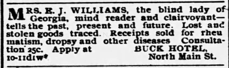 Blind lady 10 14 1895 Ashe Cit Times.jpg