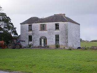 Cloughanarold House today. ©