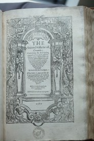 Title page for the second volume of F.17.48