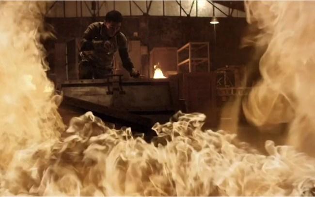 'Kratingdaeng' Commercial with Joe Taslim