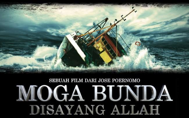 Sinking Ship poster from 'Moga Bunda'