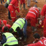 La Mezzaluna Rossa recupera 22 cadaveri nei pressi di Derna