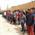 Direzione Sicurezza di Bengasi: arrestati 250 immigrati clandestini