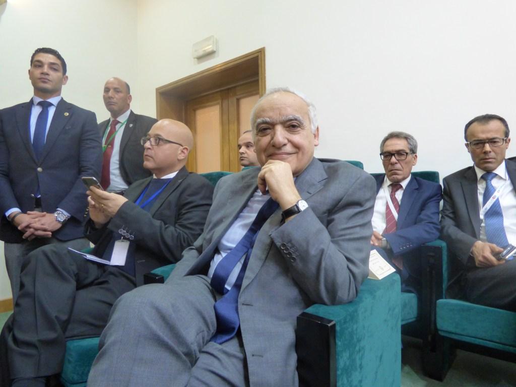 SRSG Ghassan Salamé, foto Speciale Libia