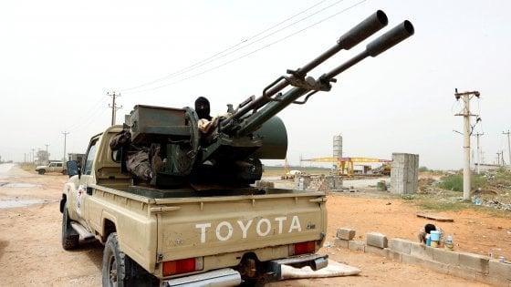 Libia, Haftar accetta la tregua proposta dall'Onu. Ecco quanto durerà