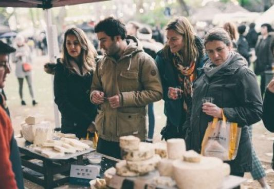 Cheese festival to transform London into a city of cheese in May