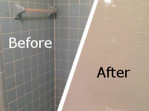 bathroom and kitchen refinishing services