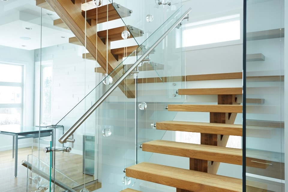 5 Things You Need To Know About Glass Railing Specialized Stair   Steel Railing For Steps   Balustrade   Simple   Fabrication   Carbon Steel   Wooden