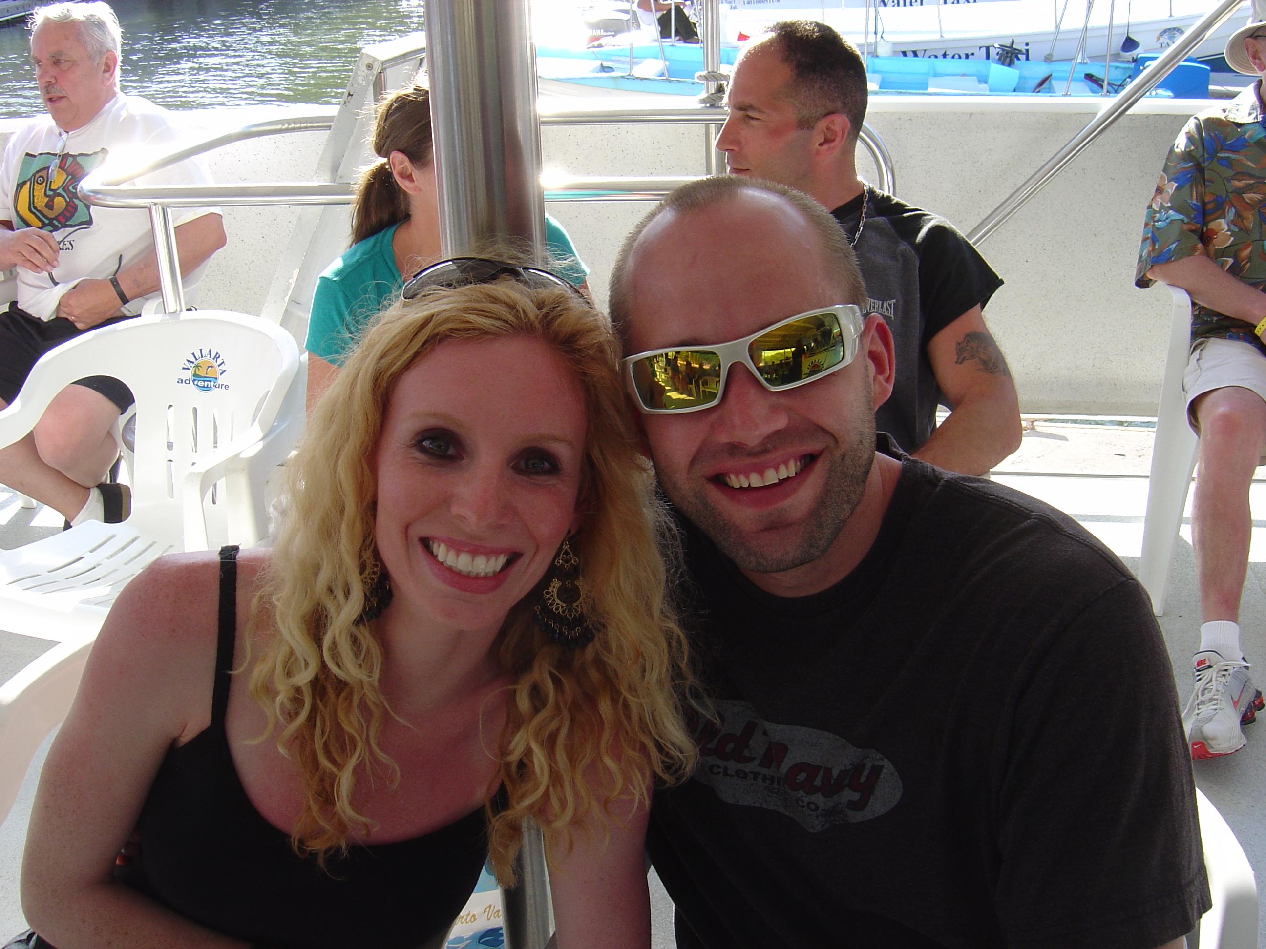 Jeremy and Jen
