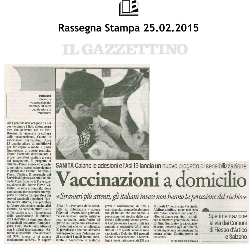 Incontri di Specialmente Mamma / Marzo 2015 e opportunità di approfondimento sulle Vaccinazioni Pediatriche (3/3)