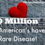 1 in 10 People have a Rare Disease