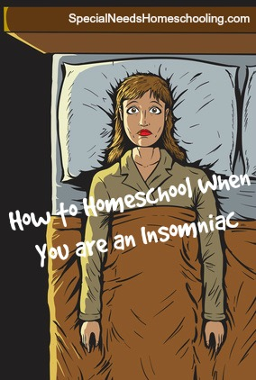 Homeschooling When you have Sleep Problems