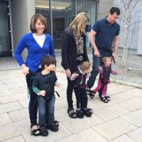 The walking support that's changing lives for special needs families.