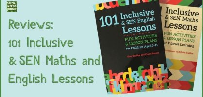 Review: 101 Inclusive and SEN Maths and English Lessons