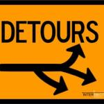 When God Gives Detours