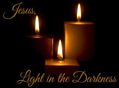 Jesus Light in Darkness