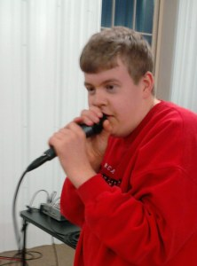 Joel microphone