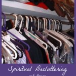 Spiritual Decluttering of the Special Needs Kind