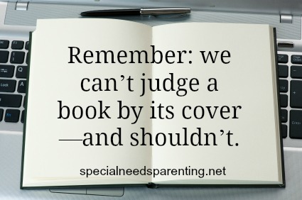 Bullying: Don't Judge a Book by Its Cover